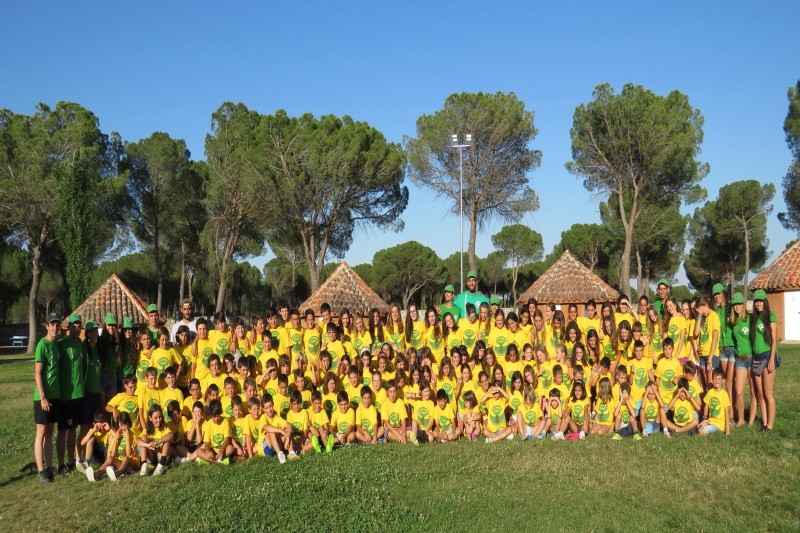 "Imagen Secundaria de TATANKA CAMPS ADVENTURE ""English, Spanish and French"" 4"