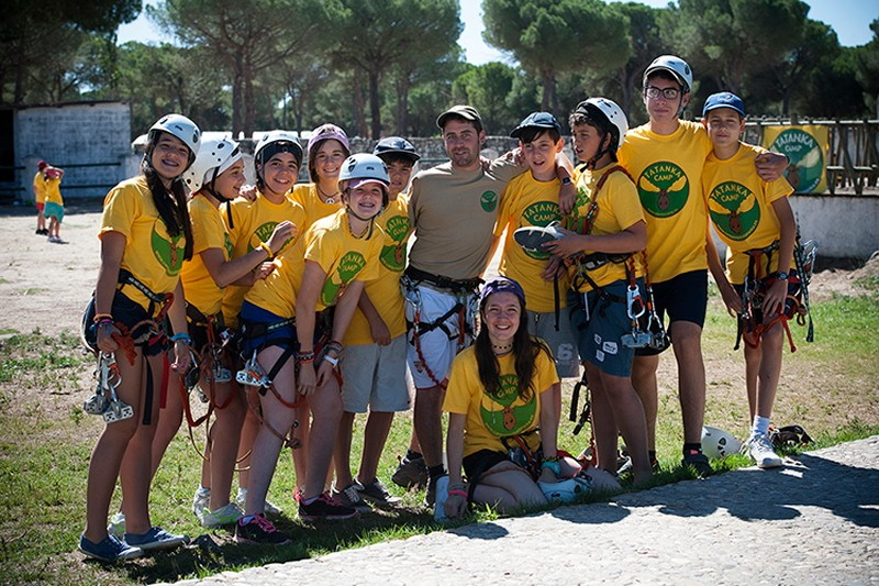"Imagen Secundaria de TATANKA CAMPS ADVENTURE ""English, Spanish and French"" 6"
