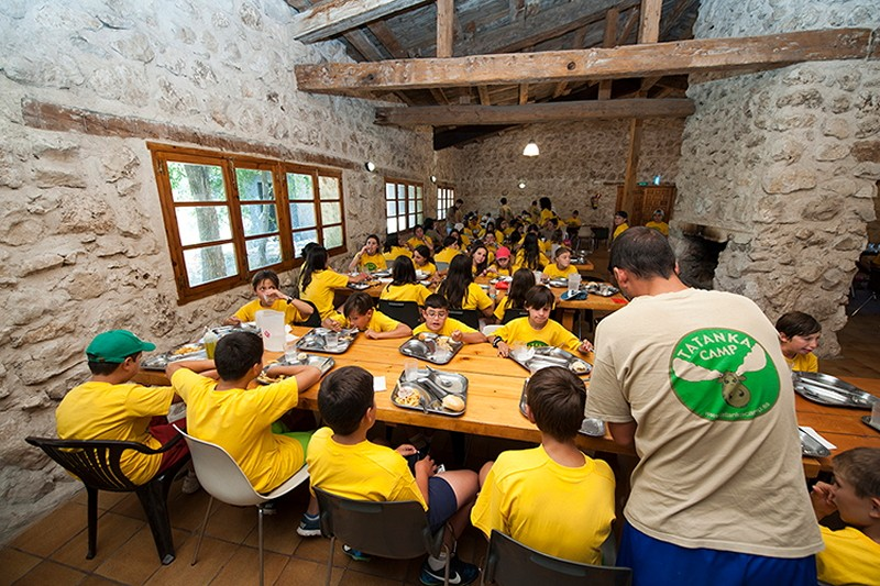"Imagen Secundaria de TATANKA CAMPS ADVENTURE ""English, Spanish and French"" 9"