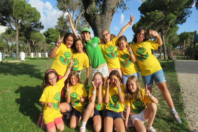 "Imagen Secundaria de TATANKA CAMPS ADVENTURE ""English, Spanish and French"" 37"