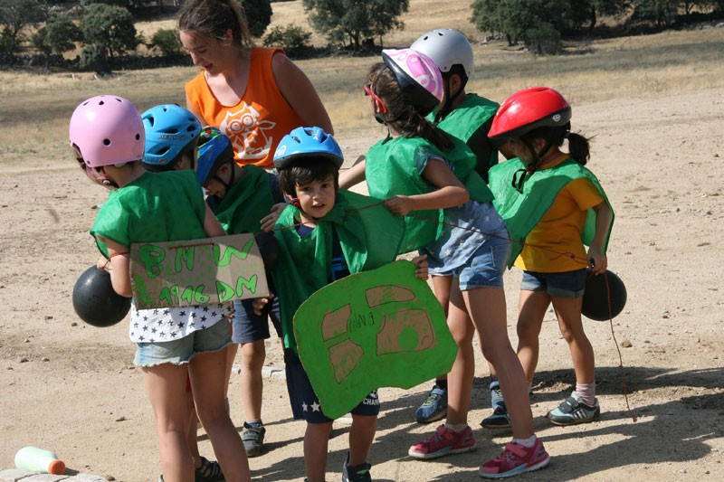 Imagen Secundaria de BERMUDILLO SPANISH&ENGLISH FUN CAMP 15