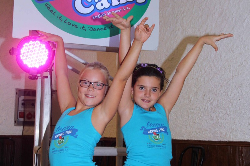 Imagen Secundaria de Dance Camp con English Summer S.A. 9