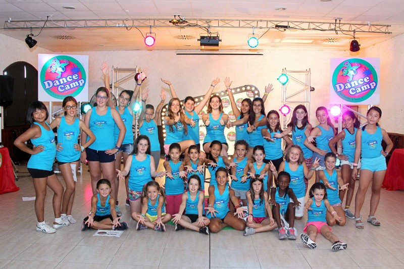 Imagen Secundaria de Dance Camp con English Summer S.A. 11