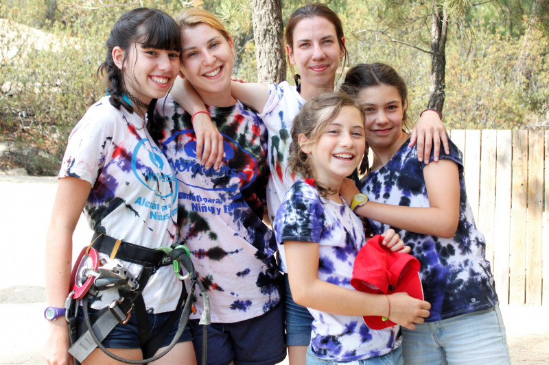 Imagen Secundaria de VORWAERTS DAY SUMMER CAMP IN MADRID 4