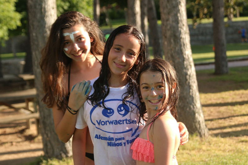 Imagen Secundaria de VORWAERTS DAY SUMMER CAMP IN MADRID 5