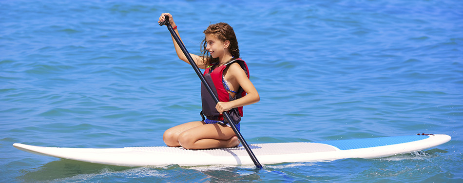 Imagen de Nautical and surf camps in English: Dive into the water and learn a new language!